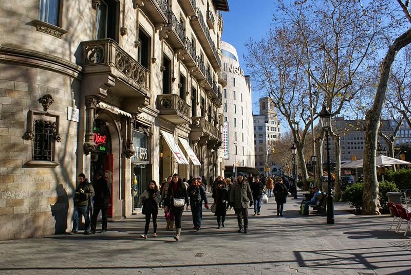 محله راوال - شهرهای اسپانیا