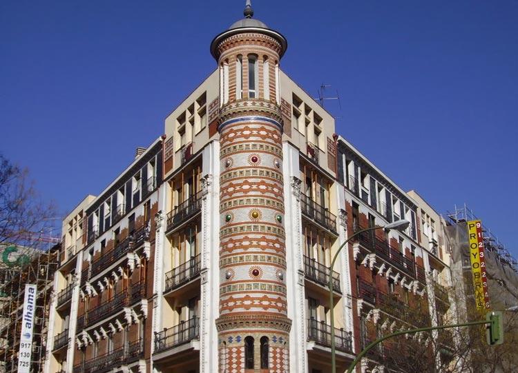 محله ی تاریخی باریو د سالامانکا - شهرهای اسپانیا