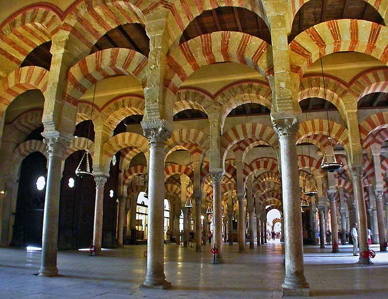 مسجد جامع کوردوبا - شهرهای اسپانیا