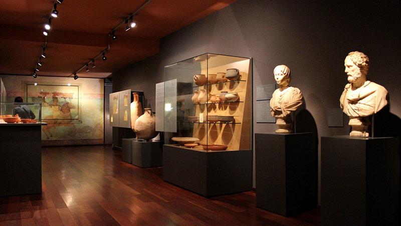 موزه تاریخ بارسلون - شهرهای اسپانیا