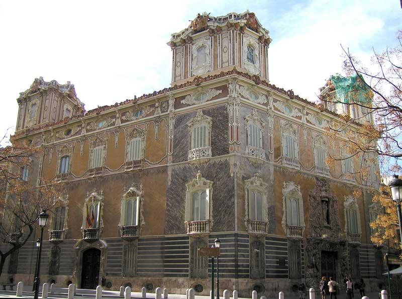 موزه ملی سرامیک والنسیا - شهرهای اسپانیا