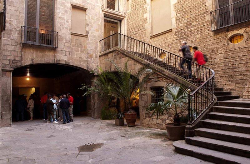 موزه پیکاسو - شهرهای اسپانیا