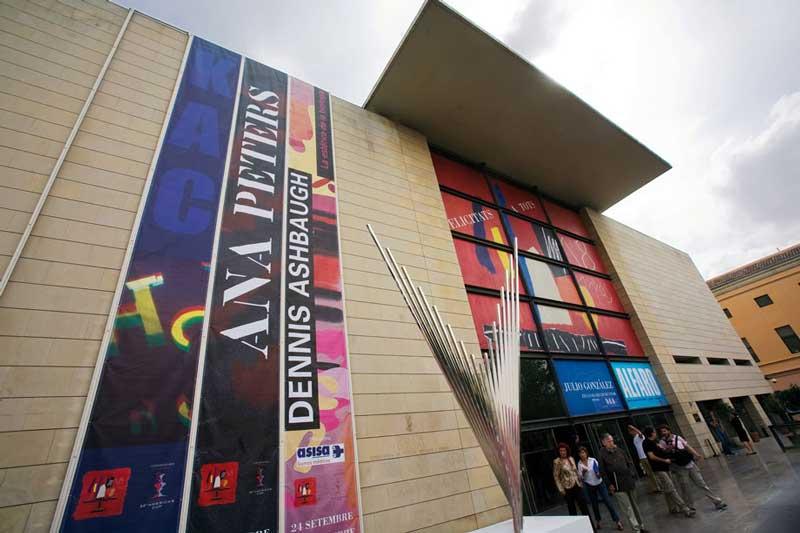 موسسه هنر مدرن والنسیا - شهرهای اسپانیا