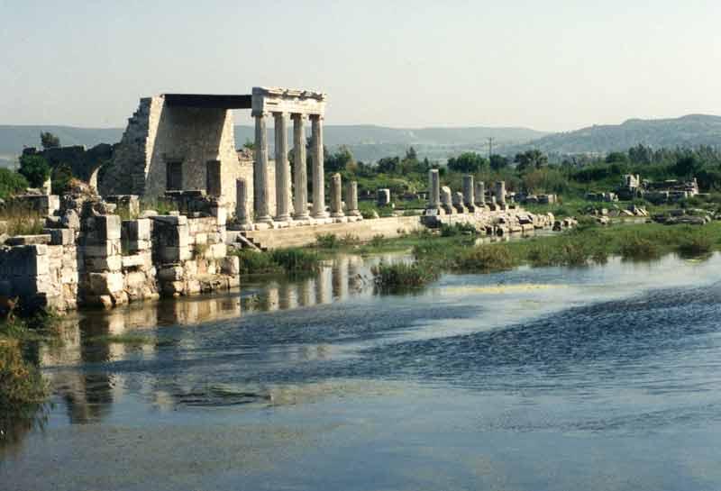 شهر باستانی میلتوس کوش آداسی ترکیه