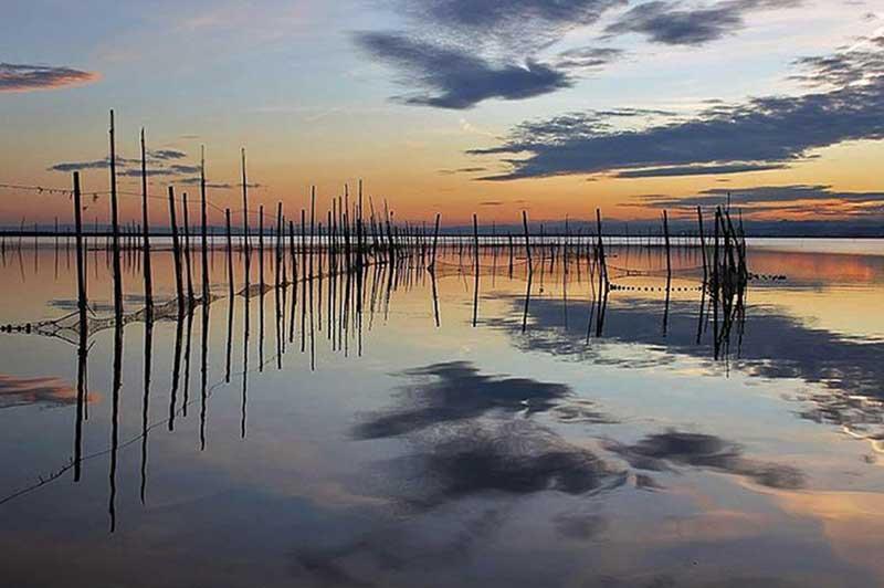 پارک طبیعی آلبوفرا - شهرهای اسپانیا