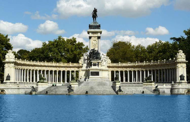 پارک مادرید - شهرهای اسپانیا