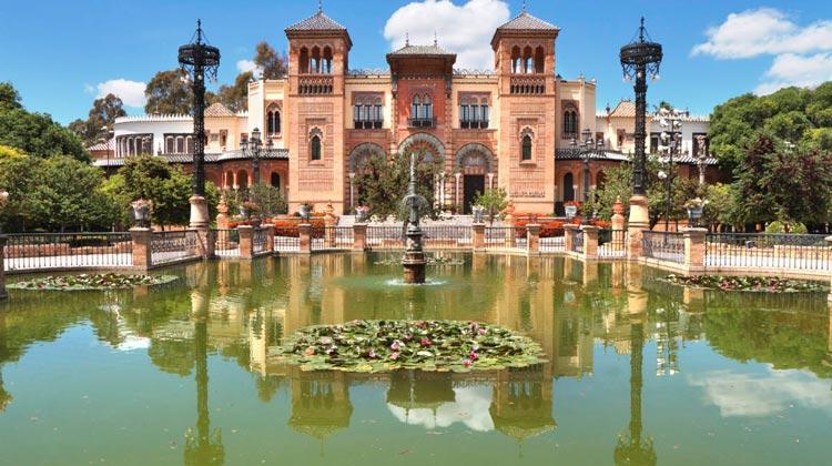 پارک ماریا لوئیزا - شهرهای اسپانیا