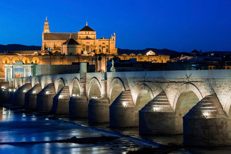 پل رومن - شهرهای اسپانیا