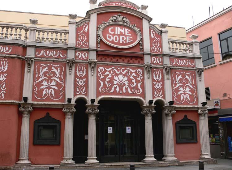 کتابخانه ی فیلم اسپانیایی  - شهرهای اسپانیا