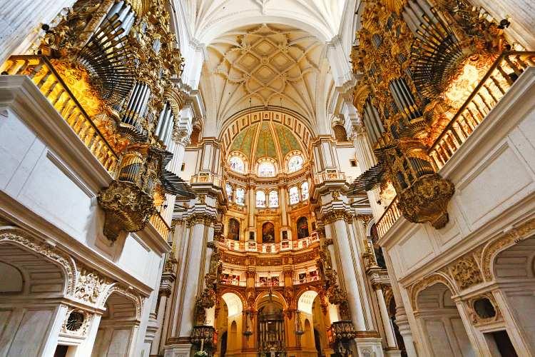 کلیسای جامع گرانادا - شهرهای اسپانیا