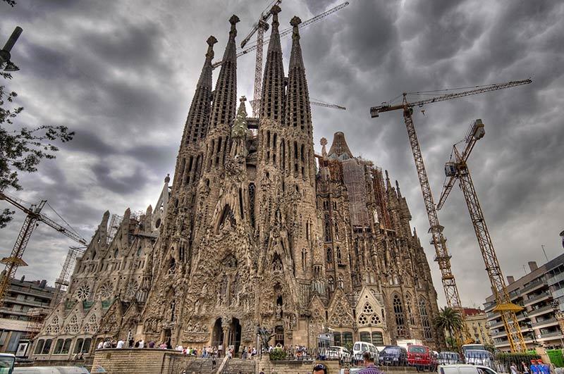 کلیسای جامع 1 - شهرهای اسپانیا