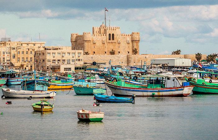 اسکندریه - اماکن تفریحی مصر