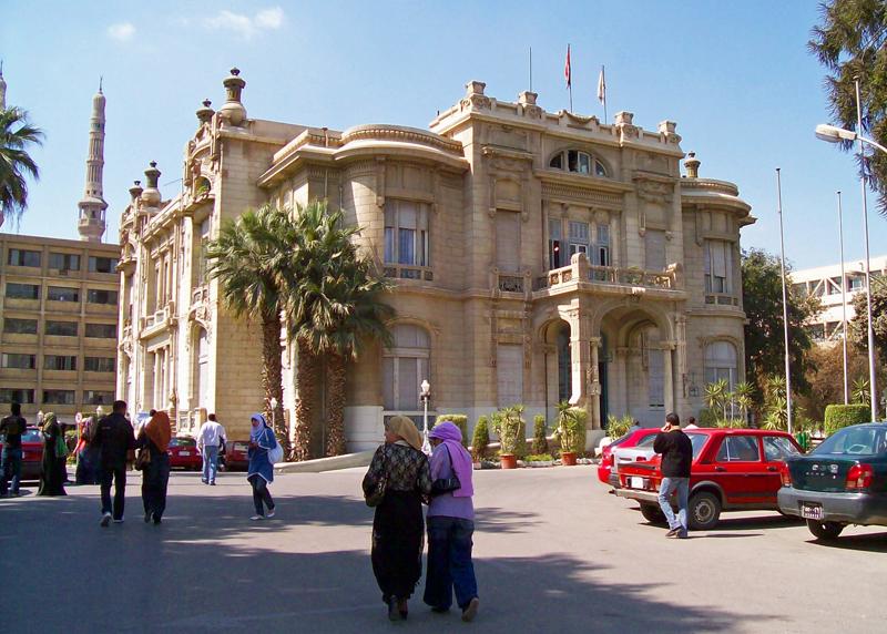دانشگاه مصری - تحصیل در مصر