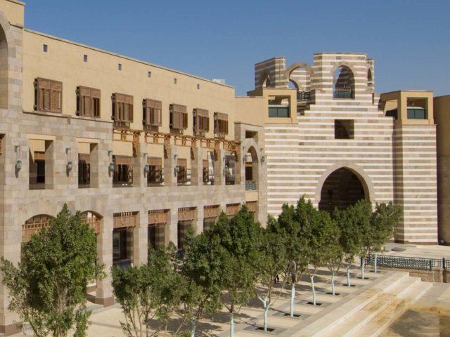 دانشگاه مصر - تحصیل در مصر