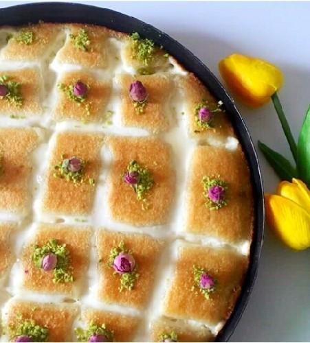 دسر مصری - غذا در مصر