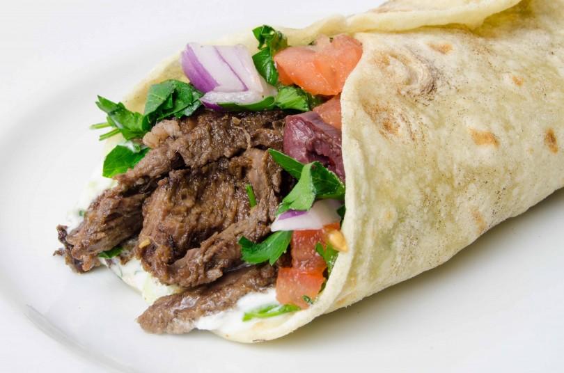 شاورما - غذا در مصر