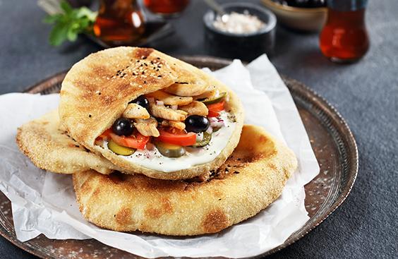 فطایر بلدی - غذا در مصر