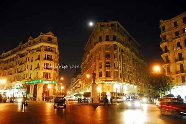 مجتمع خرید طلعت - مراکز خرید در مصر