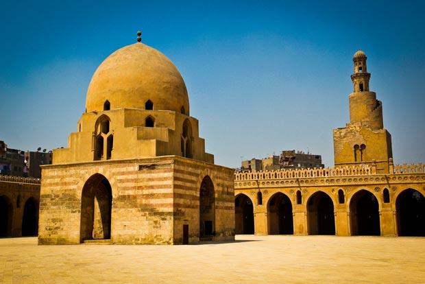 مسجد احمدبن طولون - اماکن تاریخی مصر