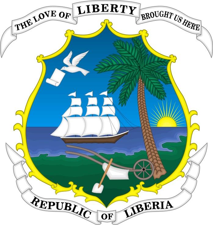 نشان ملی لیبریا - اطلاعات عمومی لیبریا