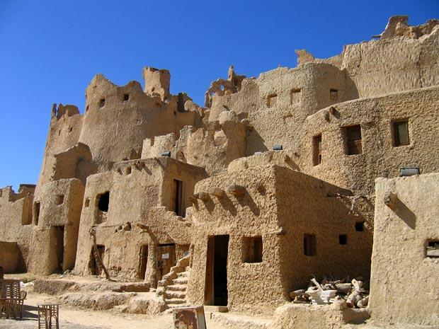 واحه سیوا - اماکن تاریخی مصر