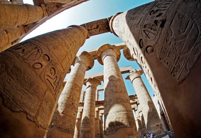 کرنک - اماکن تاریخی مصر