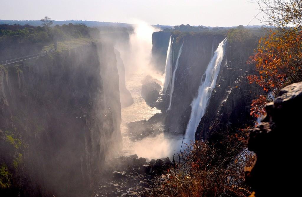 آبشارهای مورچیسون - اماکن تفریحی رواندا