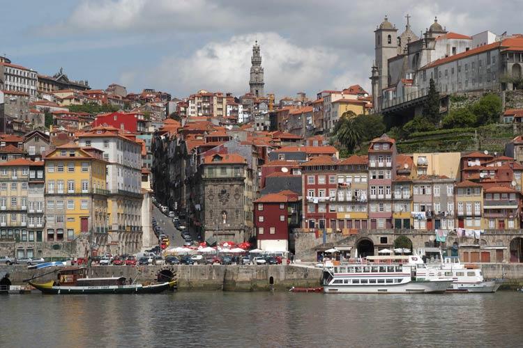 بازدید محلهی قدیمی ریبیرا - شهر پورتو پرتغال