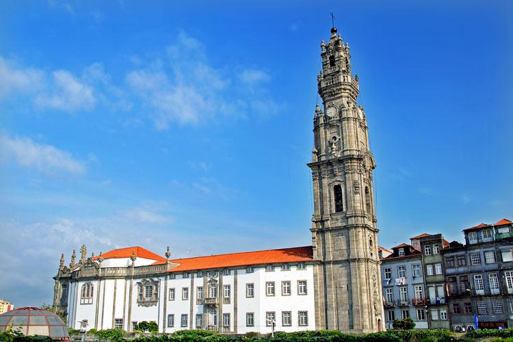 برج کلریگوس - شهر پورتو پرتغال
