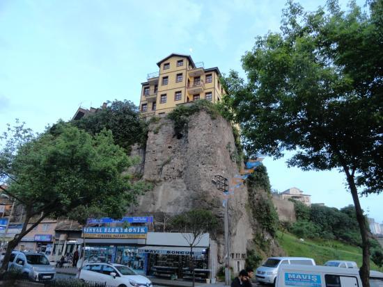 قلعه ترابزون