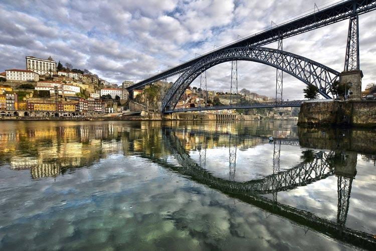 پل لوییس اول - شهر پورتو پرتغال