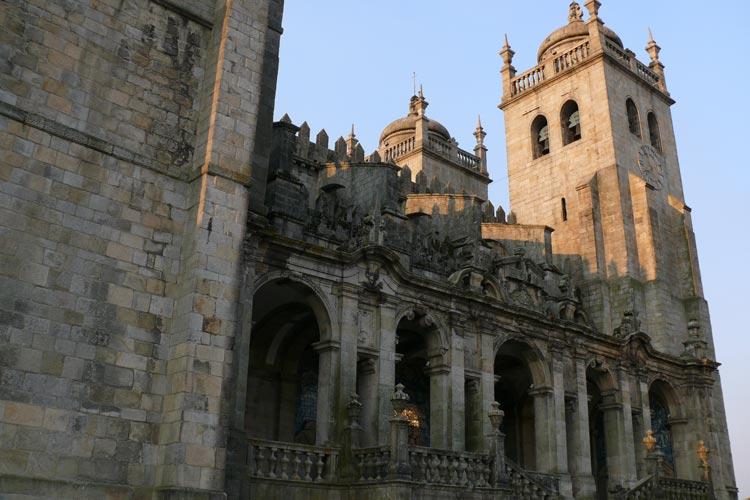 کلیسای جامع پورتو - شهر پورتو پرتغال