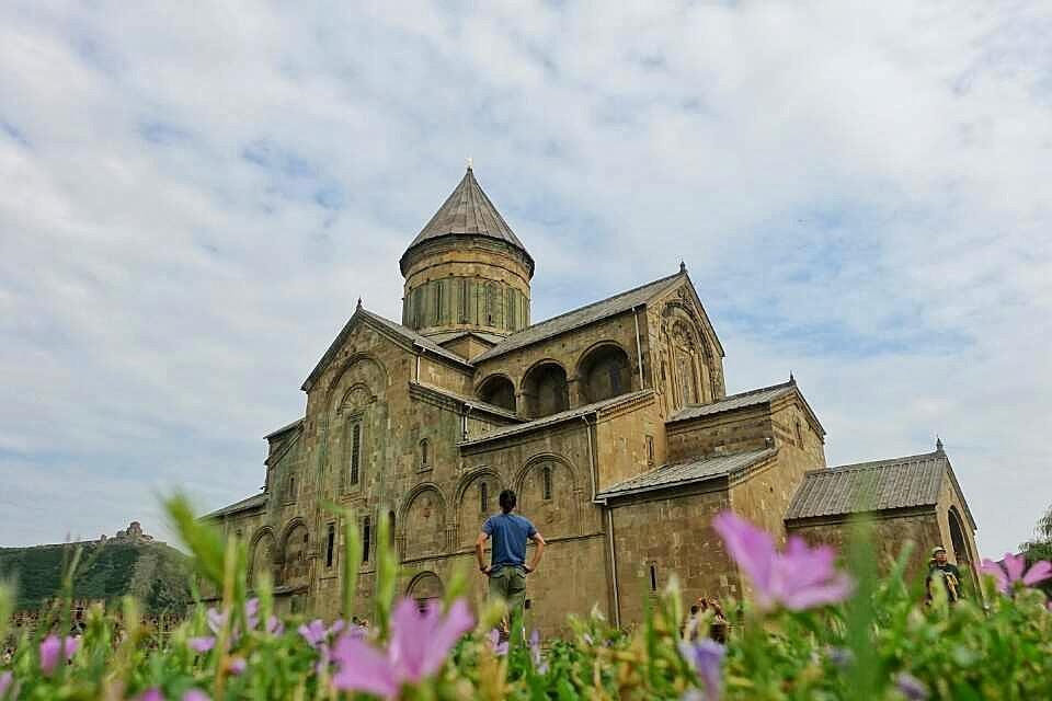 کلیسای سوتیتسخولی - ویدئوی کوتاه تفلیس در یک نگاه