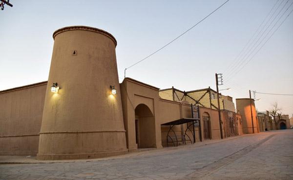 ریاب گناباد - ریاب گناباد- روستای هدف گردشگری