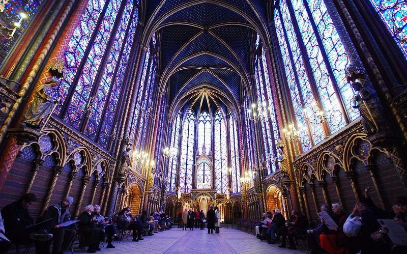 سن شپل 1 - شهر پاریس فرانسه