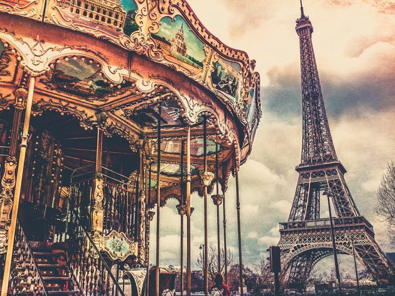 شهر پاریس 1 - شهر پاریس فرانسه