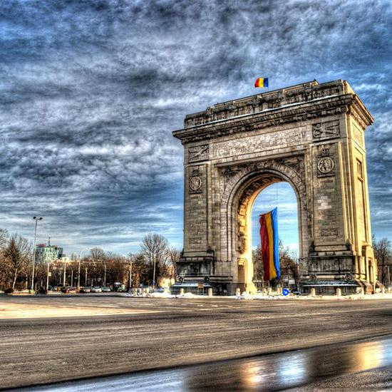 طاق پیروزی 2 - شهر پاریس فرانسه