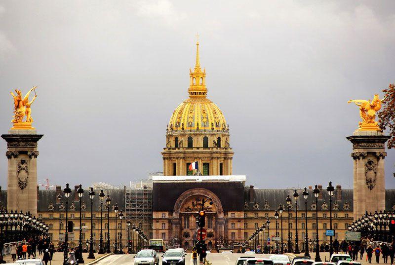 لزنولید 1 - شهر پاریس فرانسه