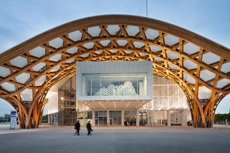 مرکز فرهنگی و هنری پمپیدو 1 - شهر پاریس فرانسه