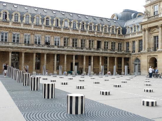 پله روایال 1 - شهر پاریس فرانسه