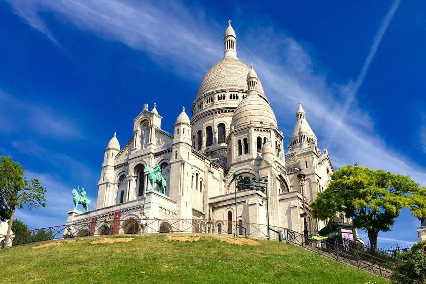 کلیاس سکره کور 1 - شهر پاریس فرانسه