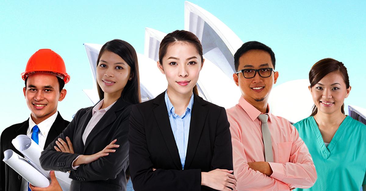 لیست مشاغل مورد نیاز استرالیا - لیست مشاغل مورد نیاز استرالیا