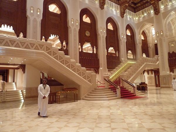 هتل در عمان