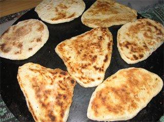 اکمک - غذا در کشور ترکمنستان