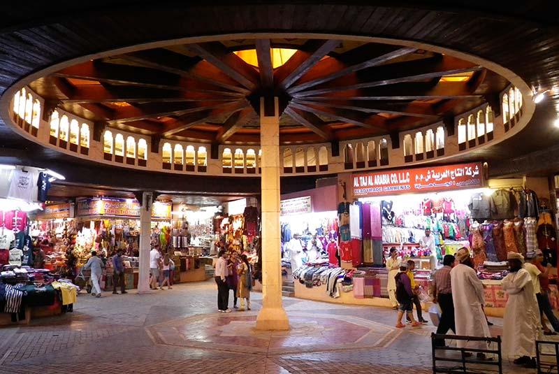 بازار مطرح مسقط 2 - مراکز خرید کشور عمان