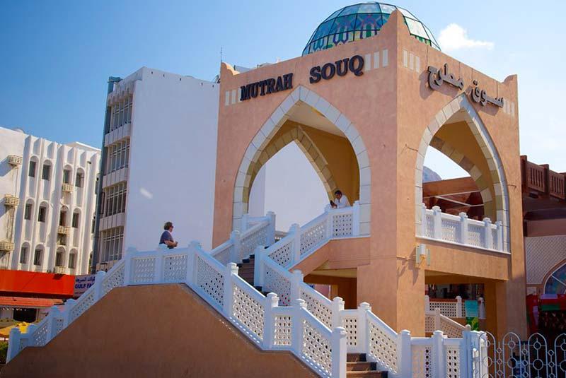 بازار مطرح مسقط 3 - مراکز خرید کشور عمان