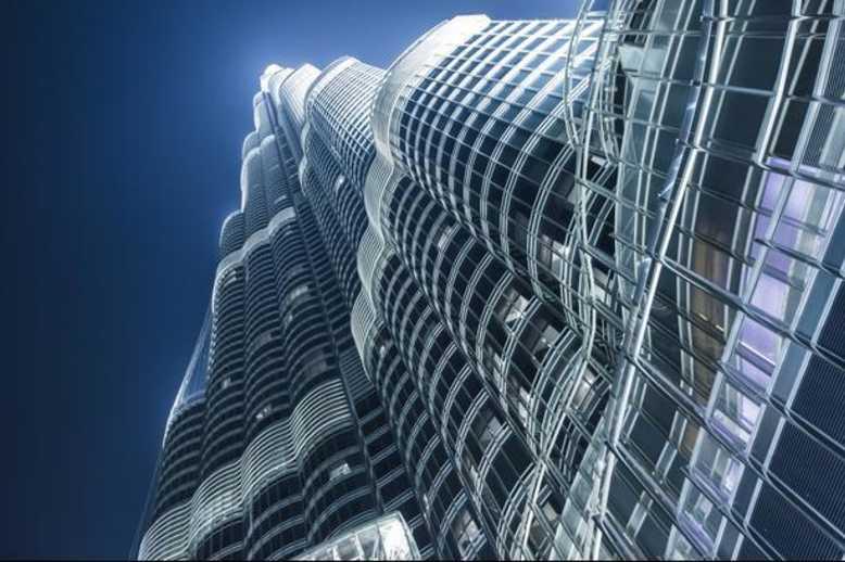 برج خلیفه دبی 1 - برج خلیفه دبی امارات