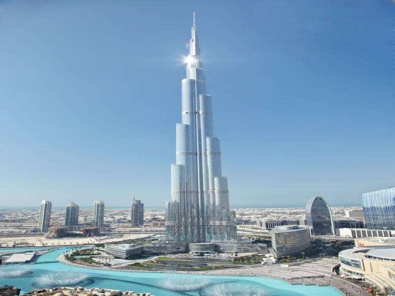 برج خلیفه دبی 3 - برج خلیفه دبی امارات