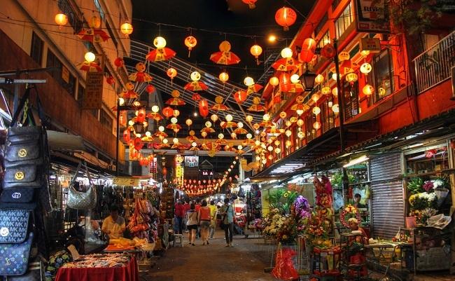 تفریح گیلانگ - محله چینی های سنگاپور