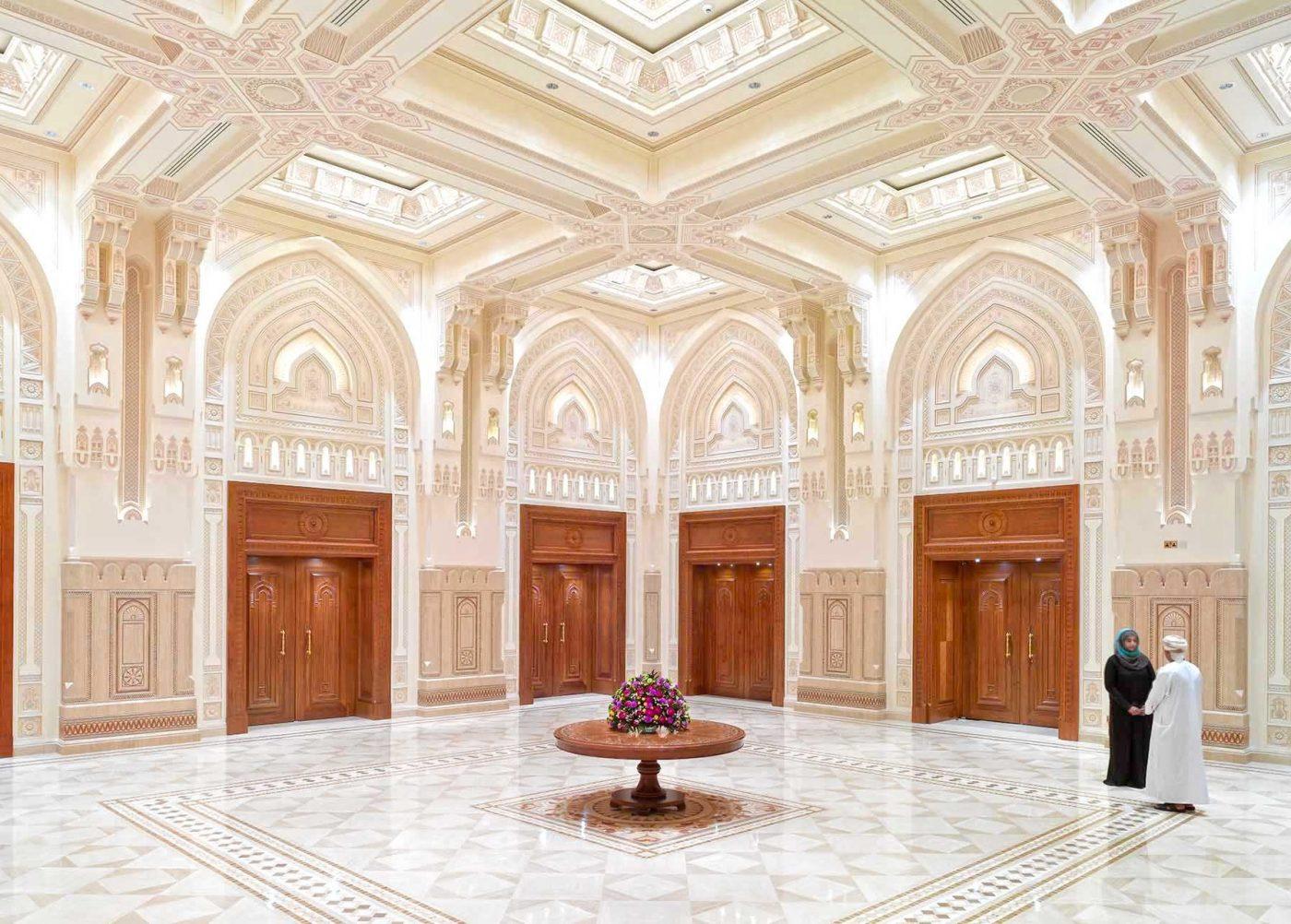خانه اپرای مسقط 3 - مکان های دیدنی کشورعمان